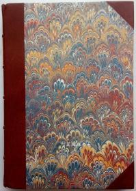 德国版画家W.Helfenbein藏书票全集图录私人定做豪华皮装本限量编号本带3张原版藏书票
