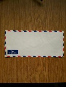 80年代寄外国航空空白信封