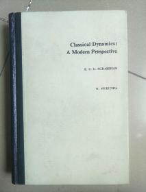 Classical Dynamics:A Modern Perspective 经典动力学的现代剖析 ,英文版