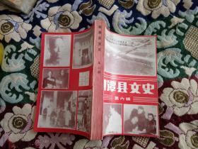 湘潭县文史 第六辑