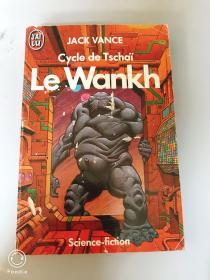 法文原版 JACK VANCE Cycle de Tschai Le Wankh