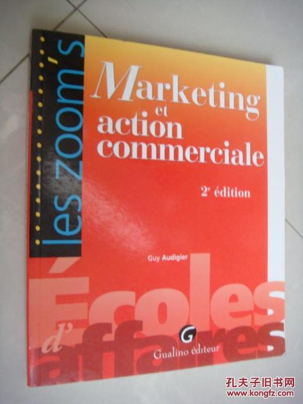 Marketing et action commercial
