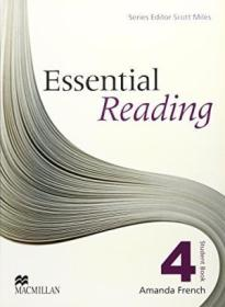 Essential Reading: Student Book 4
