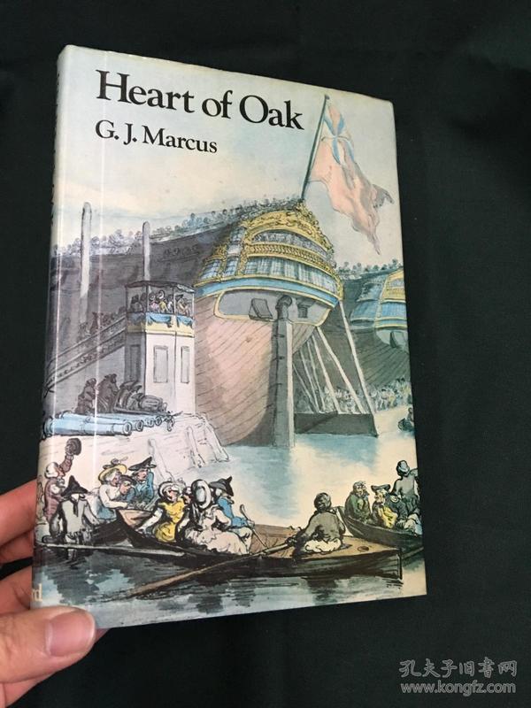 Heart of Oak【橡树之心:关于英国在格鲁吉亚地区海权的调查】