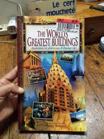 THE WORLDS GREATEST BUILDINGS――外文原版画册