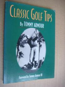 Classic Golf Tips (打好高尔夫的小窍门) 插图本