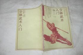 少林武术入门(少林武术丛书)