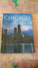 chicago 16开精装 彩色铜版