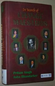 英文原版书 In Search of Change Maestros (Response Books) / 寻找管理变革改变创新大师
