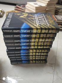 DOUGLAS ADAMSS STARSHIP TITANIC(外文原版)库存书有多本
