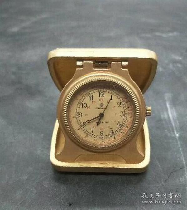 盒装小表 铜盒小怀表