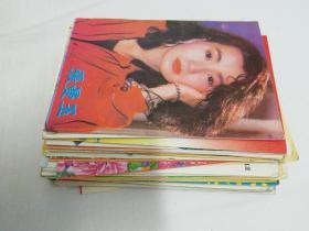 明信片(八十多张合售,部分有寄语,岁月留存,回忆慢慢)