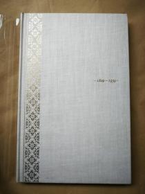 1959年 英文版《Blackie出版社150年小史》布面精装 32开64页图版14页