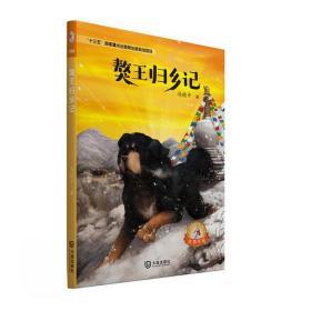 大白鲸原创幻想儿童文学优秀作品·獒王归乡记