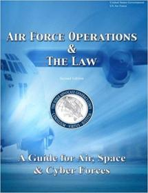 Air Force Operations & the Law (英语) 平装