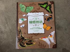 带一本书去博物馆:手绘蝴蝶图谱