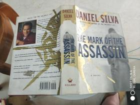 THE MARK OF THE ASSASSIN(外文原版)
