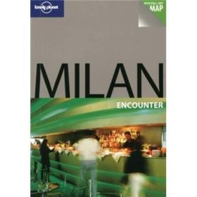 Lonely Planet: Milan孤独星球旅行指南:米兰