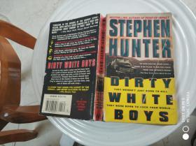 DIRTY WHITE BOYS(外文原版)