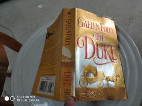 GAELEN FOLEY THE DUKE(外文原版)