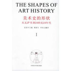 美术史的形状:美术史研究所丛书