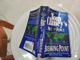 Tom Clancys(外文原版)