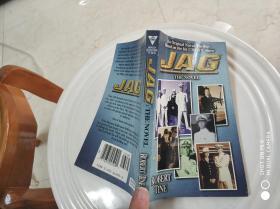 JAG:THE NOVEL(外文原版)