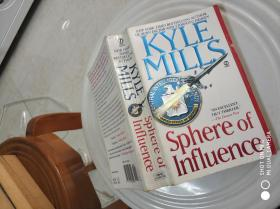 KYLE MILLS Sphere of Influence(外文原版)