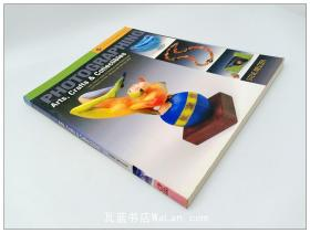艺术手工收藏品摄影 Photographing Arts, Crafts & Collectibles 英文原版
