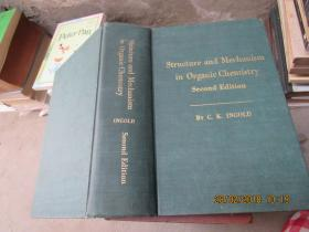 structre and mechanism in organicchemistry 精 2818