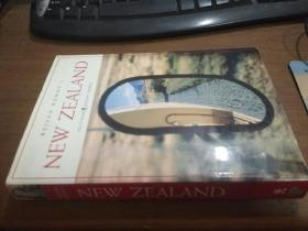 NEW ZEALAND (POLITIKENS & INSIGHT GUIDES) 德文书店原版,插图精美,全铜板纸