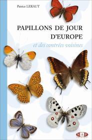 欧洲蝴蝶图鉴 Papillons de jour dEurope et des contrées voisines (French) 法语原版