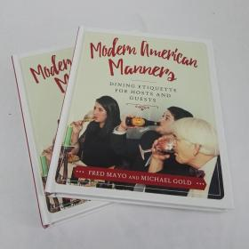 现代美国生活礼仪 Modern American Manners: Dining Etiquette for Hosts and Guests