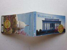 Washington DC(华盛顿)明信片