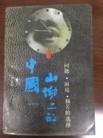 山东大学贺立华教授藏书:山坳上的中国
