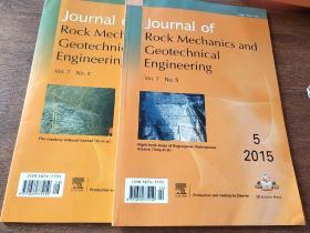 JournaI of Rock Mechanics an and GeotechnicaI Engineering  lVoI.7 NO.5(2015.5)