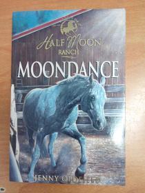 英文原版书:Moondance (Horses of Half-Moon Ranch)