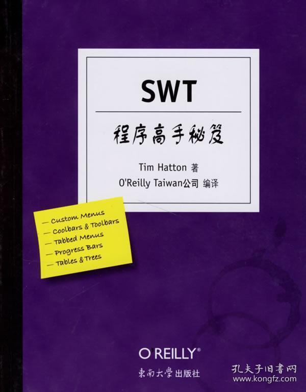 SWT程序高手秘笈