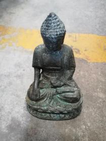 佛像;铜佛一尊