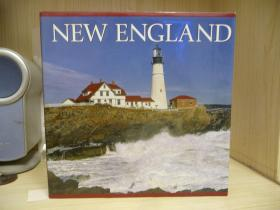 NEW ENGLAND(新英格兰)12开精装,精美画册
