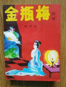 金瓶梅故事(配图本)1988年一版一印