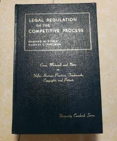 LEGAL REGULATION OF THE COMPETITIVE PROCESS