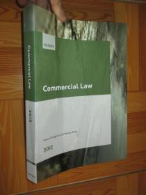 Commercial Law (Robert Bradgate and Fidelma White 2012)   【详见图】