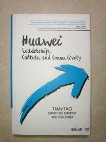华为:领导力,文化和连通性 Huawei: Leadership, Culture, and Connectivity(未翻阅)