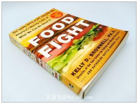 食品战争,食品工业的内幕 Food Fight: The Inside Story of The Food Industry, Americas Obesity Crisis, and What We Can Do About It