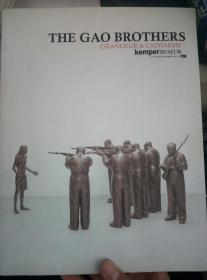 THE GAO BROTHERS:GRANDEUR & CATHARSIS  签名本