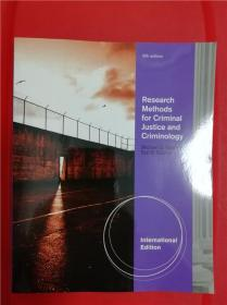 Research Methods for Criminal Justice and Criminology (刑事审判与犯罪学研究法)