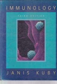 IMMUNOLOGY THIRD EDITION JANIS KUBY