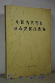 中国古代窑址调查发掘报告集(冯先铭等主编)文物出版社 大16开