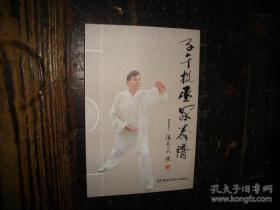 正版原版 子午棍巫家拳谱 周海泉 湖南科学技术出版社  2012年  85品